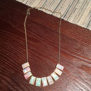 Fauxpal necklace